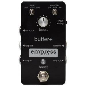 Empress Effects buffer+ バッファー 《エフェクター》 guitarplanet