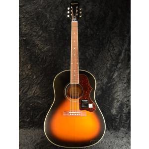 【トップ単板仕様】Epiphone 1963 AJ-45S 新品 Vintage Sunburst Satin《アコギ》 guitarplanet