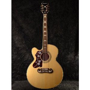 Epiphone EJ-200SCE Lefty Natural 《アコギ》|guitarplanet