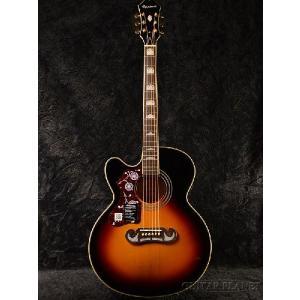Epiphone EJ-200SCE Lefty Vintage Sunburst 《アコギ》|guitarplanet