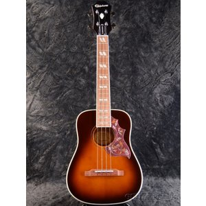 Epiphone Hummingbird Ukulele TSB Tobacco Sunburst テナーウクレレ 《ウクレレ》|guitarplanet