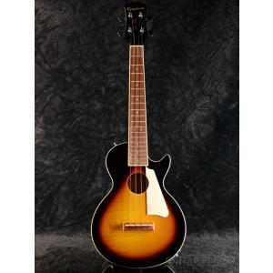 Epiphone Les Paul Ukulele Tenor Vintage Sunburst テナーウクレレ 《ウクレレ》|guitarplanet
