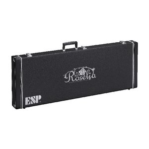 ESP HC-400 ROSELIA-G M-IIシェイプ用ハードケース|guitarplanet