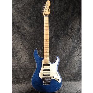 ESP SNAPPER-CTM24-FR ''Custom'' -Trans Blue / Maple- 2013年製【中古】《エレキギター》|guitarplanet