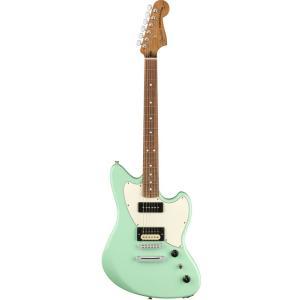 Fender Mexico Alternate Reality Powercaster -Surf Green-《エレキギター》|guitarplanet