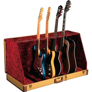 Fender Guitar Case Stands 7Guitars Tweed | フェンダー純正7本掛けスタンド|guitarplanet