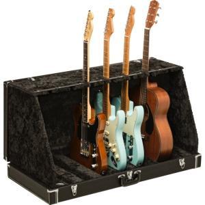 Fender CLASSIC SERIES CASE STAND - 7 GUITAR -Black- 《7本掛けギタースタンド》|guitarplanet