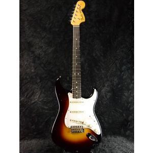 Fender USA Custom Shop ~2017 Custom Collection~ 1969 Stratocaster Journeyman Relic -Faded 3 Color Sunburst- 《エレキギター》【クーポン配布中!】|guitarplanet
