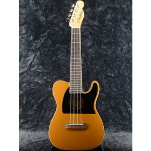 Fender Fullerton Tele Uke -Butterscotch Blonde- 【次回5月入荷分ご予約承ります!!】 《コンサートウクレレ》|guitarplanet