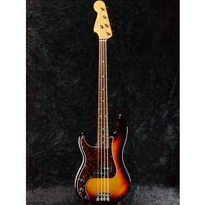 【ERNIE BALL弦プレゼント】 Fender Japan Classic 60s P Bass Left-Hand (PB62/LH) 3TS レフティ 《ベース》|guitarplanet