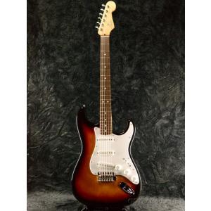 Fender Japan ST-STD -3TS / Rosewood- 2006-2008年製【中...