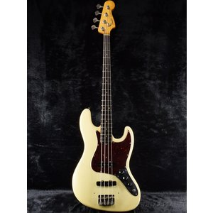 Fender Jazz Bass Refinish -Olympic White- 1964年製【中古】《ベース》|guitarplanet