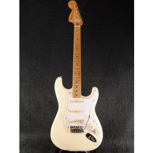 Fender Mexico Jimi Hendrix Stratocaster -Olympic W...