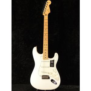 Fender Mexico Player Stratocaster MN -Polar White-《エレキギター》|guitarplanet