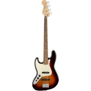 Fender Player Jazz Bass Left Hand -3-Color Sunburst / Pau Ferro-《ベース》|guitarplanet