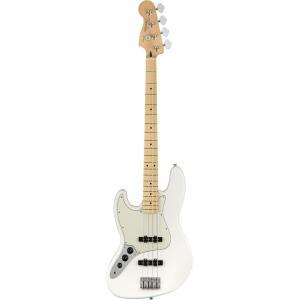 Fender Player Jazz Bass Left Hand -Polar White / Maple-《ベース》|guitarplanet