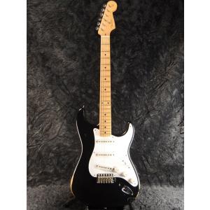 Fender Mexico Road Worn '50s Stratocaster -Black- 2017年製【中古】《エレキギター》|guitarplanet