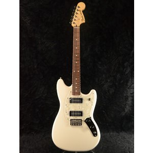 Fender Mexico Mustang 90 -Olympic White- | ERNIE BALL4点セット付《エレキギター》|guitarplanet