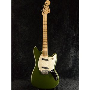 Fender Mexico Mustang -Olive- | ERNIE BALL4点セット付《エレキギター》|guitarplanet