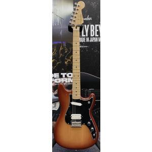 Fender Mexico Player Duo-Sonic HS -Sienna Sunburst-【MX19173828】【3.13kg】《エレキギター》|guitarplanet