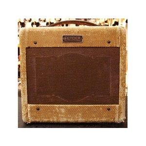 【4W】【中古】 Fender USA 1954 Wide Panel Champ ''5C1'' -Tweed- 1954年製 《アンプ》|guitarplanet