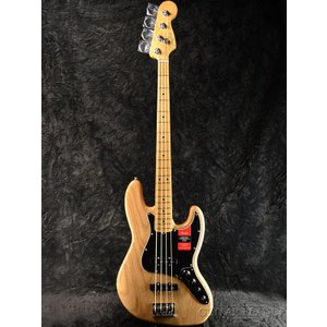 Fender USA American Professional Jazz Bass Natural...
