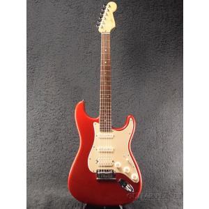 Fender USA American Deluxe Fat Stratocaster -Chrom...