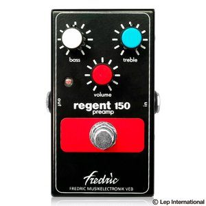 Fredric Effects Regent 150 Preamp《プリアンプ》《エフェクター》 guitarplanet