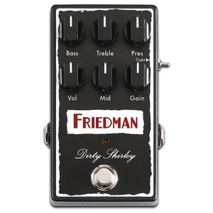 Friedman Dirty Shirley Over Drive オーバードライブ 《エフェクター》|guitarplanet