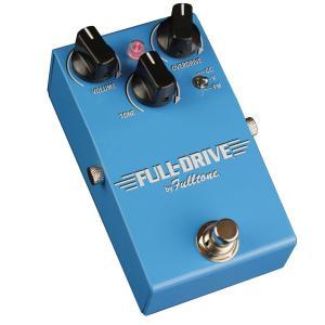 FULL-DRIVE 1は名器であるFULL-DRIVE 2のドライブ回路を独立させて作られたオーバ...