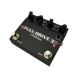 Fulltone FULL DRIVE 3 Black オーバードライブ 《エフェクター》