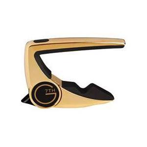G7TH PERFORMANCE 2 6 STR CAPO Gold guitarplanet