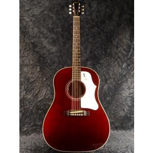 Gibson 1960s J-45 ADJ Wine Red w/L.R.Baggs Lyric 2015年製【中古】《アコギ》|guitarplanet