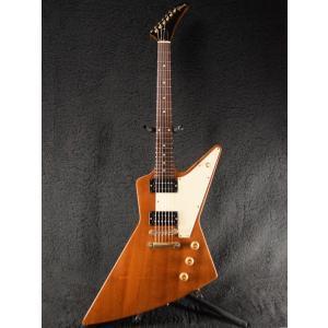 Gibson Explorer '76 -Natural / Gold Hardware- 2004年製【中古】《エレキギター》|guitarplanet