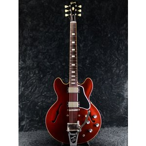 Gibson Memphis 1963 ES-335 w/Bigsby Anchor Stud -Antique Speckle Burgundy- 2017年製【中古】《エレキギター》|guitarplanet