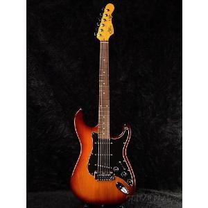【限定特価】 G&L Tribute S-500 TOBS/R サンバースト《エレキギター》|guitarplanet