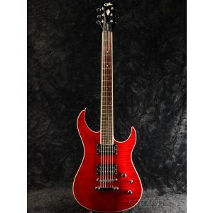 G&L Tribute Fiorano GTS Trans Red/Rose《エレキギター》|guitarplanet