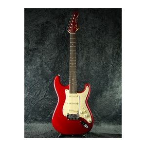 G&L Tribute Legacy Candyred/Rosewood《エレキギター》|guitarplanet