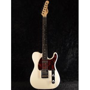 【当店オーダー品】 G&L USA ASAT Classic Pearl White/ Ebony Fingerbord《エレキギター》|guitarplanet