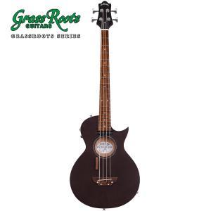 GrassRoots G-AC-BASS -See Thru Black Satin-《アコギ》 guitarplanet