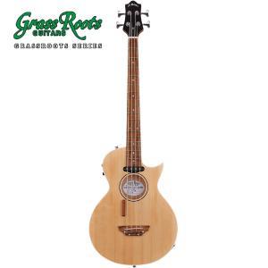 GrassRoots G-AC-BASS -Natural Satin-《アコギ》 guitarplanet