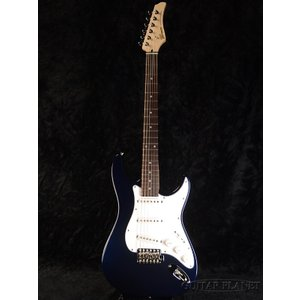 Greco WS-STD Dark Metallic Blue/Rosewood  | ERNIE BALL4点セット付《エレキギター》【クーポン配布中!】|guitarplanet
