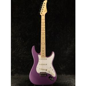 Greco WS-STD 江戸紫/Maple【限定カラー】《エレキギター》|guitarplanet
