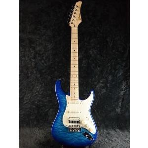 Greco WS-STD QT AQB/Maple | ERNIE BALL4点セット付《エレキギター》|guitarplanet