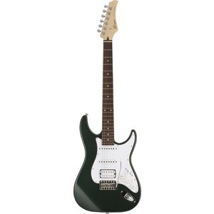Greco WS-STD SSH Dark Green/Rosewood | ERNIE BALL4点セット付《エレキギター》【クーポン配布中!】|guitarplanet