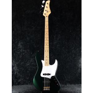 Greco WSB-STD Dark Green/Maple《ベース》|guitarplanet