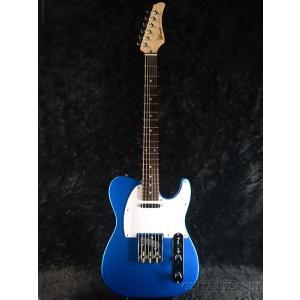 Greco WST-STD Blue/Rosewood | ERNIE BALL4点セット付《エレキギター》|guitarplanet