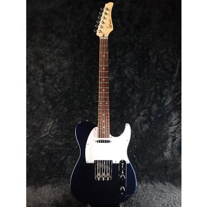 Greco WST-STD Dark Metallic Blue/Rosewood | ERNIE BALL4点セット付《エレキギター》【クーポン配布中!】|guitarplanet