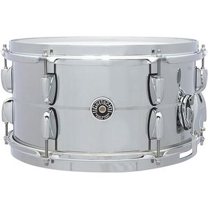 Gretsch Drums Chrome Over Steel Shell Snares GB-4163S 13