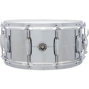 Gretsch Drums Chrome Over Steel Shell Snares GB-4164S 14